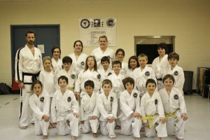 Taekwon-do Mont-Tremblant Welcomes World Champion