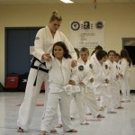 Taekwon-do Mont-Tremblant welcomes World Champion Kayla Maduk