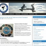 Taekwon-do Mont-Tremblant lance son site web