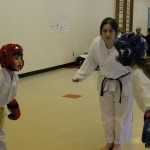 Combat enfants Taekwon-do Mont-Tremblant
