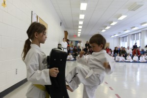 Petits-Dragons de Taekwon-do Mont-Tremblant