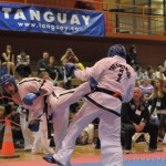 2013 Nationals - Sparring with Yves Morin