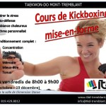 FALL 2014 - Kickboxing