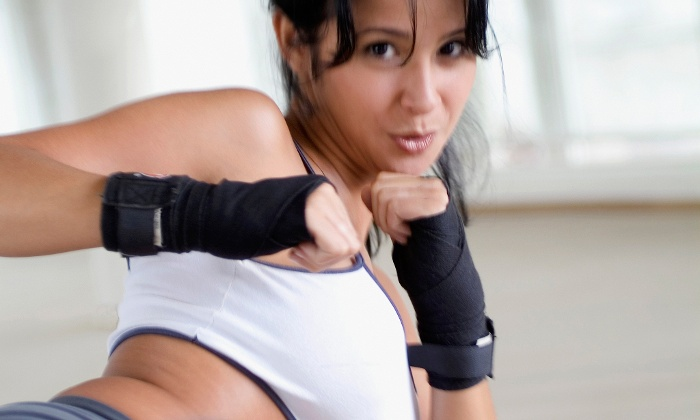 Kickboxing Fitness (13 ans +)